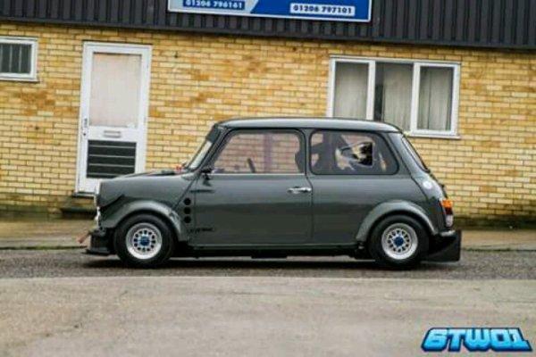 Mini swap honda b18 itb 255cv