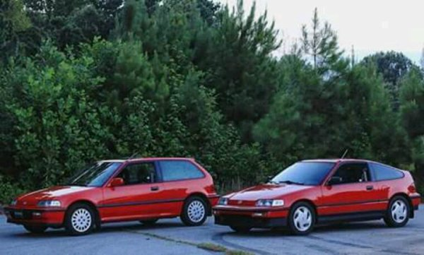 Civic/Crx Oem...