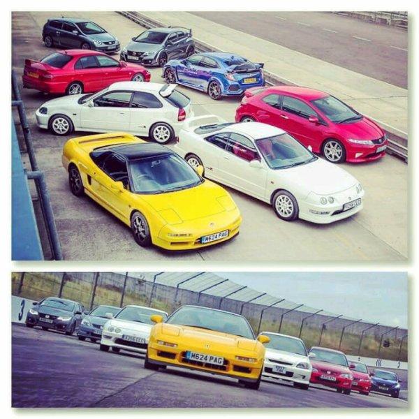 Honda Civic/Integra/Accord/Nsx TypeR...