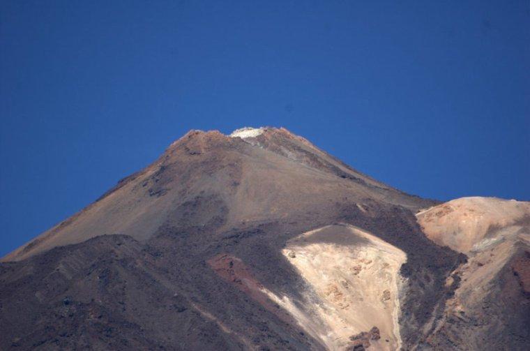 TENERIFE (Emblème de Ténérife El Teide)