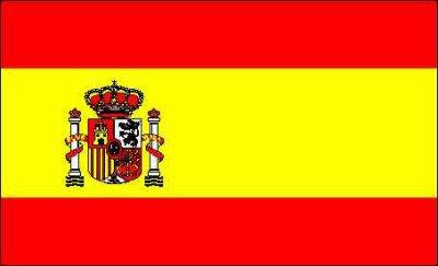 drapeau d' espagne