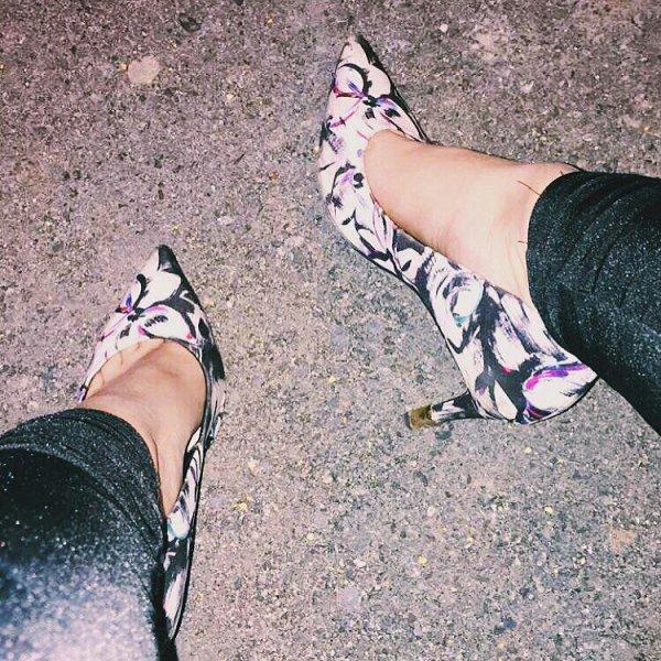 Voilà ma nouvelle paire
