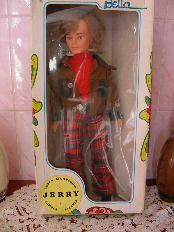 Un nouvel arrivant et pas des moindres, Jerry en boite