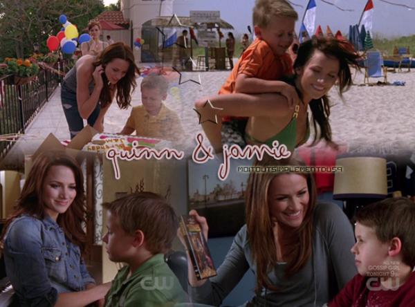 Quinn et Jamie