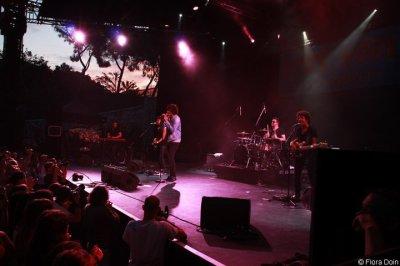 Julian Perretta à Nice au Festival Crazy Week le 23.07.11
