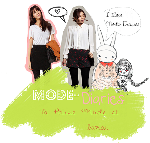 Mode-Diaries, ta pause mode!