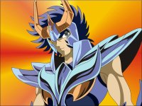 Les Personnages Saint Seiya : Shun et Ikki