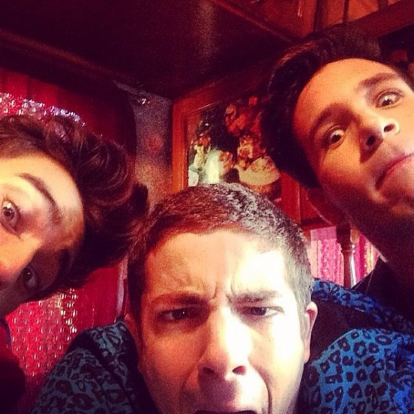 Photos Instagram x´D De Damien,Facu,Jorge,De Tini et d'Alba *-* trop de perfection!!