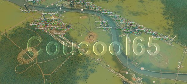 CITIES SKYLINES - Fluidifié les Trains