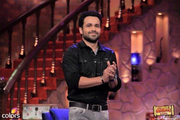 #EmraanHashmi on ,Comedy Night With Kapil This Sunday .