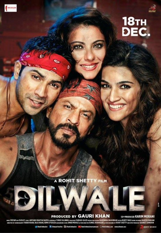 #dilwale