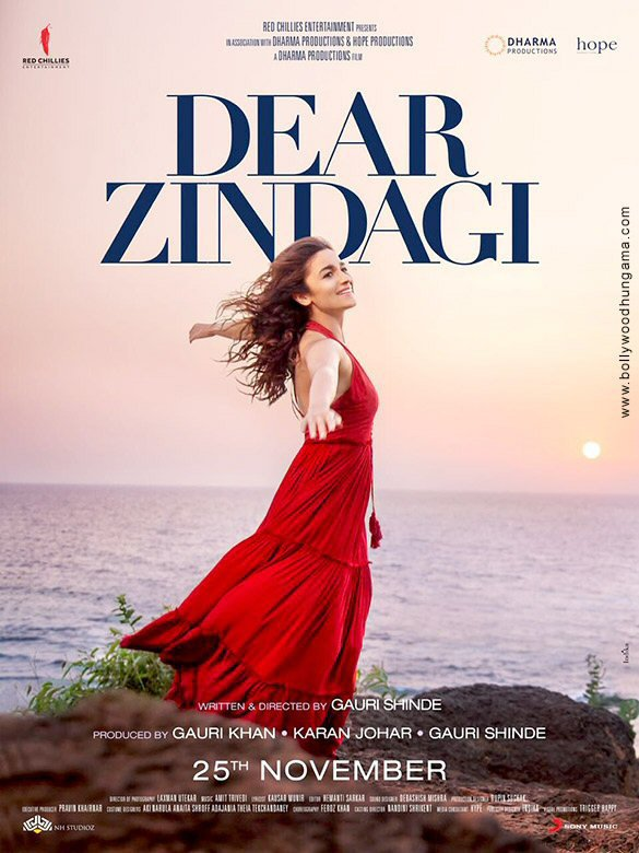 #Dear Zindagi
