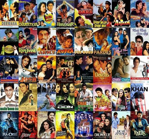 your fav movies with srk