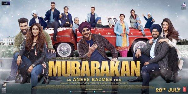 #Mubarakan
