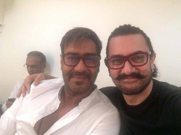 ajay devgan et aamir khan