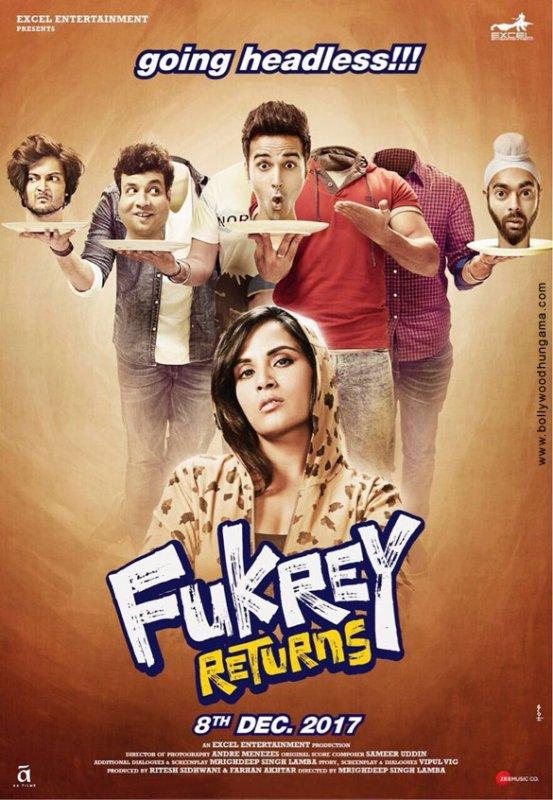 fukrey returns