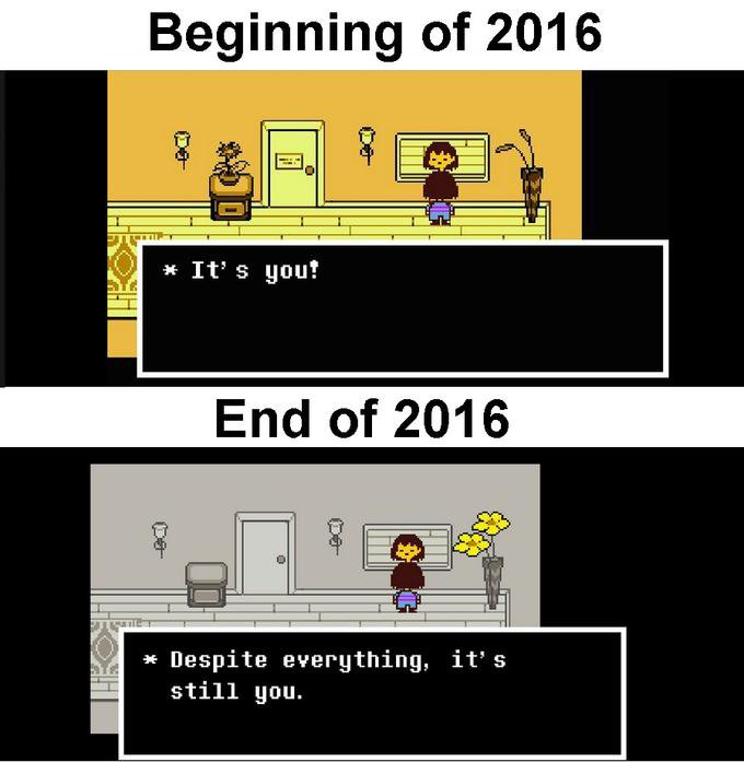 2016 : The Movie The Game