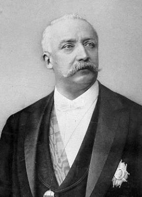 FELIX FAURE  ( 7e président )