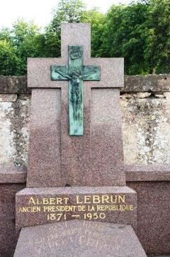 ALBERT LEBRUN  ( 15e président )