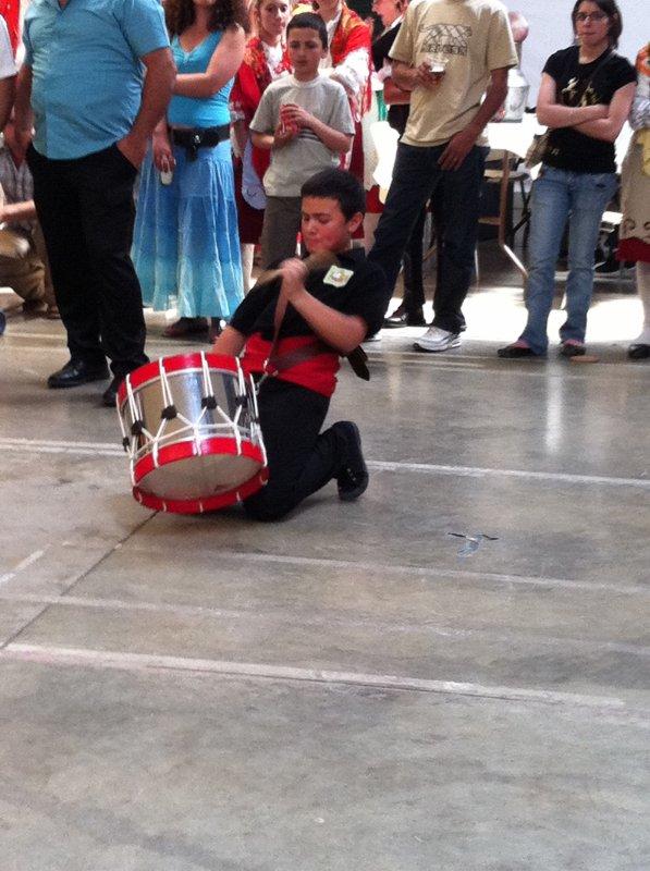 Nos Joueur à Mantes La Jolie 2011