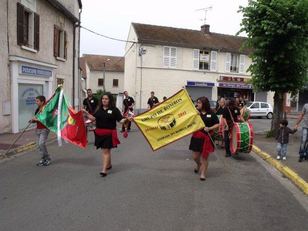 Suite Sortie à Aubergenville 2011