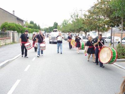 Défilé de la ville des MUREAUX 2011