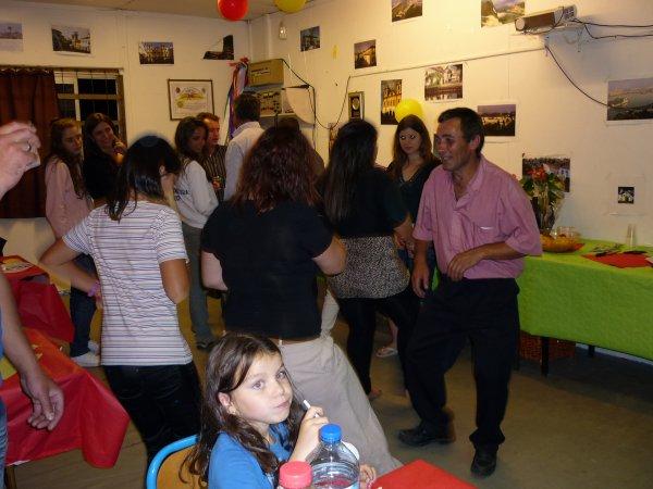 Os Amigosdaborga on fêter la fin de saison 2011