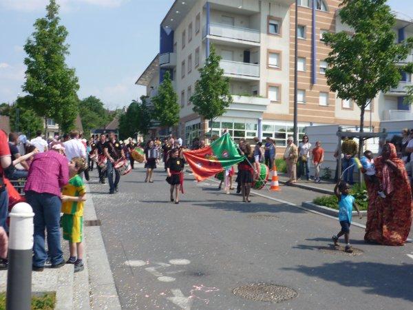 SORTIE 2012: CORSO FLEURI LES MUREAUX