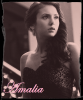 Les personnages - Amalia de Caariam