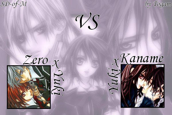 .:  VS - Qui sera élu préféré? :.