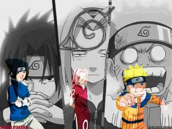 naruto,sasuke, sakura
