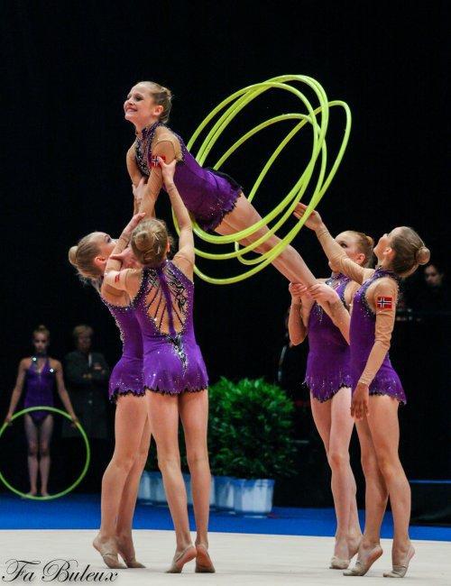 European Championships 2013 - Ensemble Junior