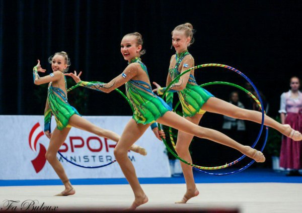 European Championships 2013 - Ensemble Junior