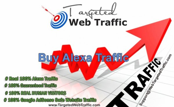 Why need to buy web traffic