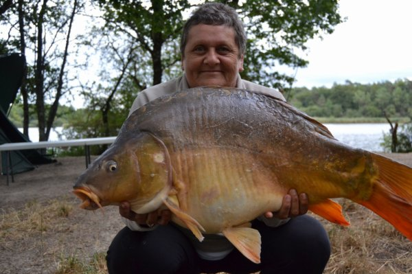 fish de 20kg 500 chateaurobert dans le berry