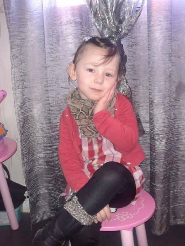 Ma Princesse ma beautée ma vie