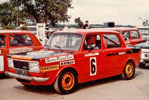srt cormeilles * Mic Circuit de magny cours 1979 *