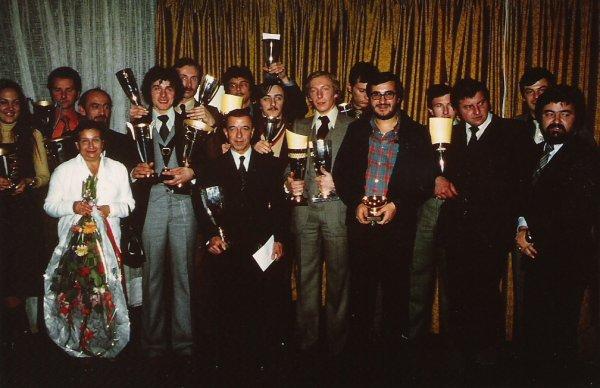 srt cormeilles * remise des trophées avec quelques amis environ moins d' 1/6 ème du club de cormeilles