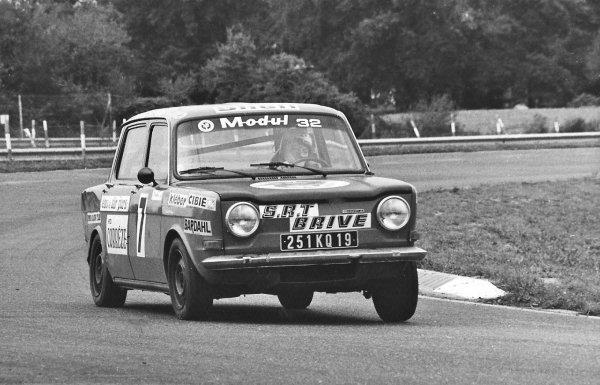 srt cormeilles * srt Brive * voila une Rallye2 qui a participée au William Reiber et au 24h de Nogaro 1977 merci pour ce témoignage à Gt Fiat