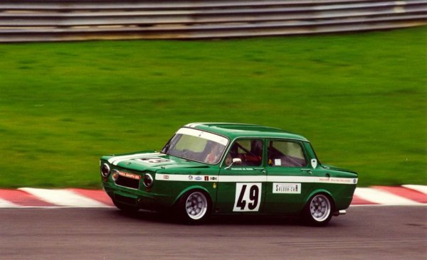 srt cormeilles * François De Rossi........Brands Hatch 2000 * Spa 2000 * Simca 1150 Abarth