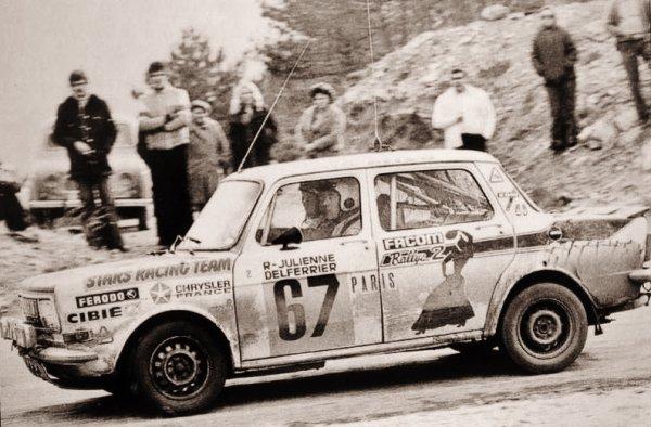 srt cormeilles * Tribute Moustache Star Racing Team Circuit de Croix en Ternois 1976 & Rémy Julienne au Rallye de Monte-Carlo 1977