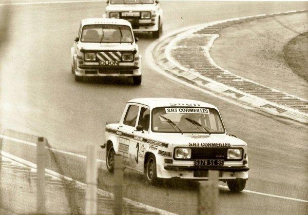 SRT Cormeilles & SRT Dijon pour le Trophée William Reiber sur le circuit de Dijon-Prenois 1978