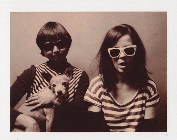 Shirley Kurata & Shirley Manson, portait par Autumn de Wilde!!! 16-11-2011