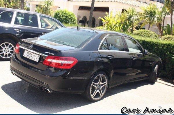 Mercedes-Benz E 63 / ////AMG W212
