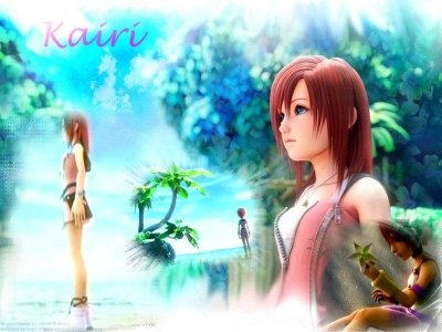 Partie 2 du briefing: Kairi