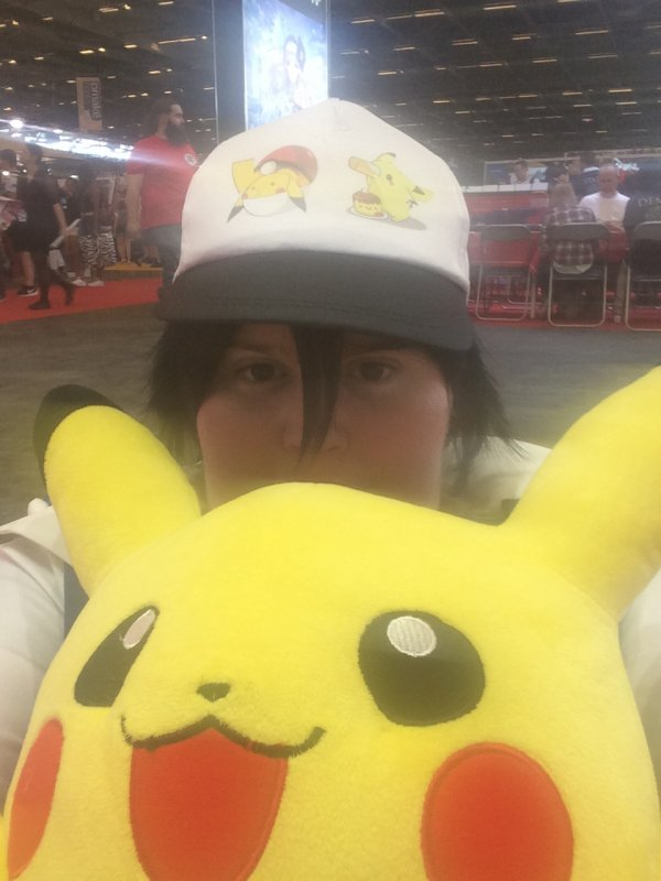 Jeudi 6 Juillet 2017 Japan Expo (suite)