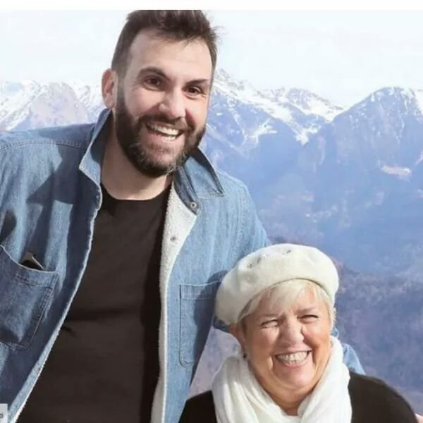 Laurent Ournac & Mimie Mathy