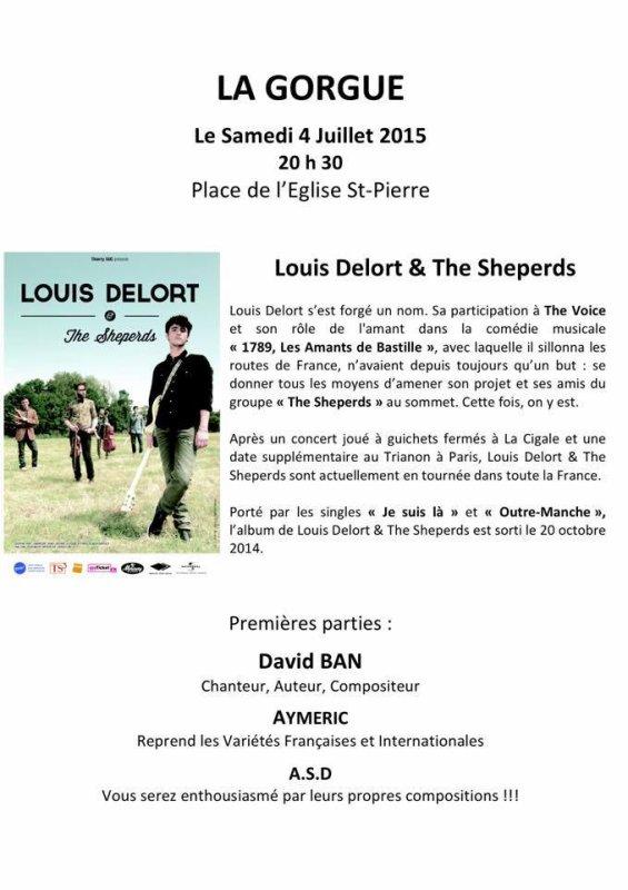Concert 4 juillet ! :)