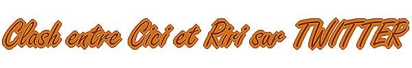 >Après Keri et 50 cent c'est au tour de Rihanna ...