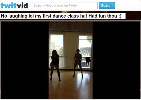 """>Article Spéciale  La star Angela Simmons danse sur la chanson """"Ride"""" de Cici"""